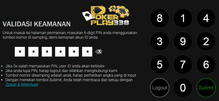 Halaman Pin Pokerplay338